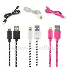 3M USB LEAD SYNC CHARGER DATA CABLE For IPHONE 6 PLUS 5 5S 5C IPAD MINI Air LOT