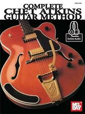 Complete Chet Atkins Guitar Method by Chet Atkins Paperback Book (English)