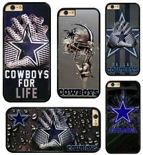 New Dallas Cowboys NFL Football Rubber Phone Case Cover for iPhone / Samsung