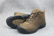 NEW KEEN briggs Mid waterproof mens CASCADE BROWN nubuck Boots shoes size 10-15