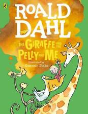 Giraffe and the Pelly and Me by Roald Dahl Paperback Book (English)
