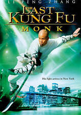 The Last Kung Fu Monk (DVD, 2011)