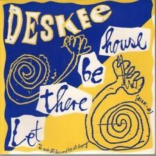 """DESKEE Let There Be House 7"""" B/w Let There Be House (vbig19) Pic Sleeve UK Big O"""