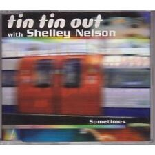 TIN TIN OUT Sometimes CD 3 Track Radio Edit B/w Matt Darey Mix And Camisra Remix