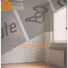 VORWARTS Various LP 10 Track Compilation Orange Vinyl Limited Edition Still Seal