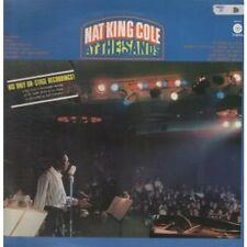 NAT KING COLE At The Sands LP 11 Track Sleeve Has Some Creasing And Sticker On F