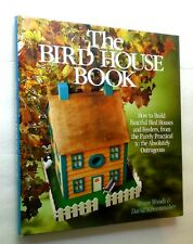 BIRD HOUSE How to Build Houses Feeders Instructions Materials Woodworking HB