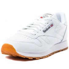 Reebok Classic Mens Trainers White Gum New Shoes