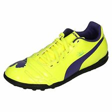 Boys Junior Puma Astro Turf Football Trainers The Style - Evo Power 4 TT Jr