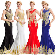 New Sexy Bridesmaid Formal Evening Party Prom Gown Women's Dress Cocktail Bridal
