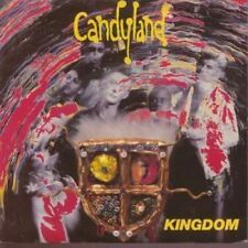 "CANDYLAND Kingdom 7"" B/w Maker (yes9) Pic Sleeve UK Non Fiction 1991"