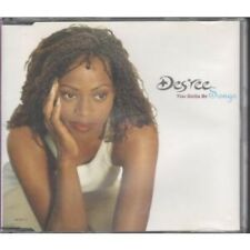 DES'REE You Gotta Be CD 3 Track Songs Ep B/w Warm Hands Cold Heart And Sun Of 79