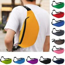 Unisex Running Money Belt Bum Waist Pouch Fanny Pack Camping Hiking Sports Bag