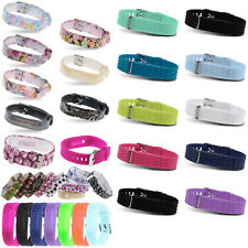 Replacement Wrist Band With Metal Buckle For Fitbit Flex 1/2 Bracelet Wristband