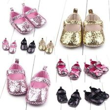 0-12M Newborn Baby Girl Cute Crib Shoes Toddler Soft Sole Casual Anti Slip Shoes
