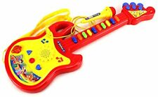 CHILDRENS KIDS CHILDS EASY PLAY TOY MUSICAL GUITAR  IN RETAIL BOX NE