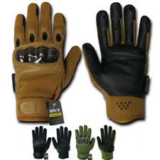 Rapid Dom Carbon Fiber Knuckle Tactical Patrol Military Glove Gloves SIZES S-2XL