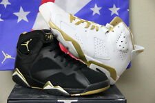 "AIR JORDAN ""GOLDEN MOMENTS PACK"" RETRO VI & VII BRAND NEW 3 Pairs [535357-935]"