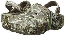 Crocs Realtree Max-5 - Unisex Faux Fur Lined Winter Clogs - All Colors - All Siz