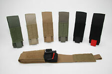 AAT Tourniquet Pouch Holder 2 styles MOLLE Belt for CAT SOF RATS Spec USA Made