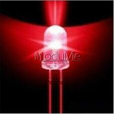 50/100/200/500/1000PCS LED 3MM Red Color Top Round RED Llight Lamp Superbright M