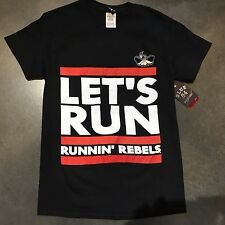 UNLV Lets Run Runnin'  Rebels Basketball T Shirt