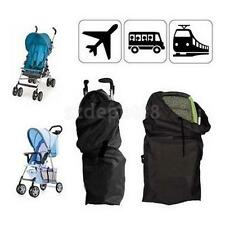 Gate Check Travel Baby Umbrella/Pram Stroller Drawstring Storage Bags Covers