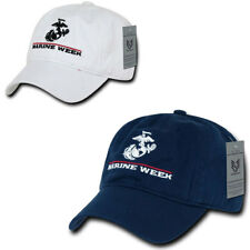 1 Dozen 6 Panel Cotton Special Event, Marine Corps Caps Cap Hats Hat Wholesale