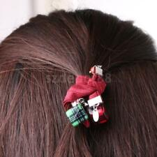 Women Girls Elastic Square Jelly Hair Rope Ponytail Holder Hair Accessories