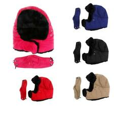 Mens Ladies Warm Russian Style Trapper Ear Flap Soft Winter Ushanka Hat Cap