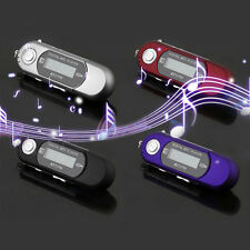 8GB USB 2.0 Flash Drive LCD MP3 Music Player With FM Radio Voice Recorder FJ