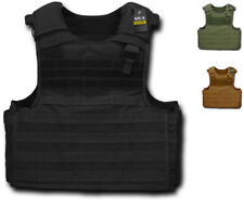 RapDom Tactical Plate Carrier Military Specs Army Black Coyote Olive