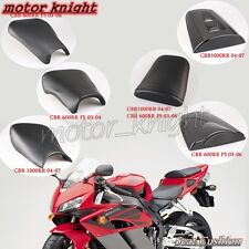 Rear Seat Cowl Passenger Seat Rider Driver Seat For CBR1000 04-07 CBR600 03-06