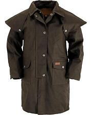 Outback Trading Co Boys' Co.  Cotton Oilskin Duster - 2602