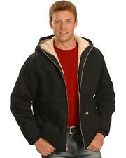 Dickies Men's Sanded Duck Sherpa Lined Jacket Big And Tall - TJ350RCB_X