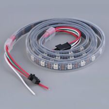 3528 5050 RGB  Light LED Sticky Strip Lamp Waterproof 60/144/300 LED 0.5/1/5M DS