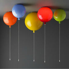 New Modern Colorful Balloon Light Ceiling Lamp Kids Lights for Child's Room