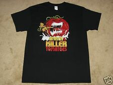 Attack of the Killer Tomatoes S, M, L, XL, 2XL Black T-Shirt