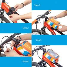 Road Bike Cycling BMX Tube Front Fork Bag Frame Pannier Pouch