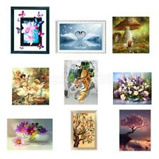 DIY 5D Diamond Painting Embroidery Cross Crafts Stitch Home Xmas Gift Decor