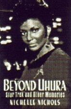 BEYOND UHURA: Star Trek and Other Memories,ACCEPTABLE Book