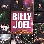 2000 Years: The Millennium Concert by Billy Joel (CD, May-2000, 2 Discs,...