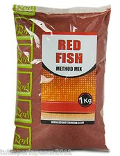 ROD HUTCHINSON METHOD MIX GROUNDBAIT STICKS CARP FISHING FISH CHUM CARP FEEDER