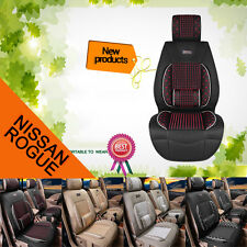 Fashion PU Leather All Weather H215 Fit Nissan Rogue Super Car Seat Mat 5-seats