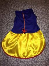 Snow White Princess Dress NEW For Dogs and Cats