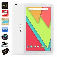 10.1 INCH ANDROID 6.0 TABLET PC OCTA CORE 16GB/32GB HD IPS WIFI 10.6'' XGODY NEW