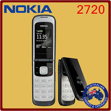 Genuine Unlocked Nokia 2720 Mobile Phone  - Black & Red - Manufacturer Direct