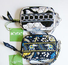 Vera Bradley Tech Case Ipod Case Camellia Ellie Blue New with Tags
