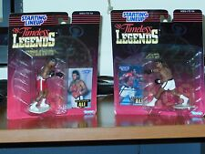 Muhammad Ali 1998 Starting Lineup SLU Timeless Legends Action Figure NEW IN BOX