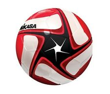 Mikasa Sports Mikasa SCE Competition Play Soccer Ball, Red